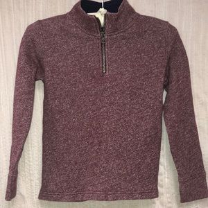 [Children's Place] Maroon Heathered Sweatshirt
